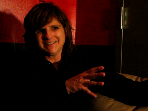 Amy Ray on Tour