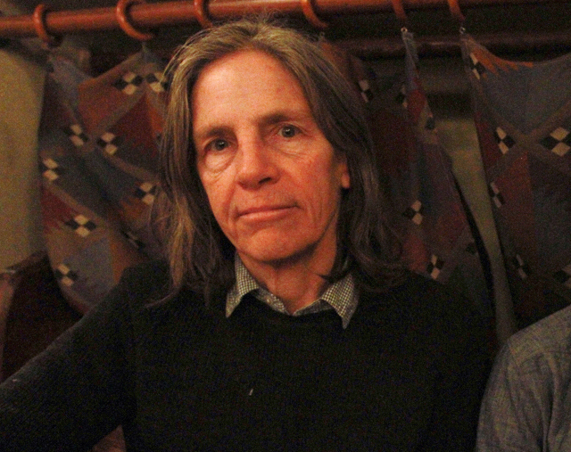 Interview with Eileen Myles