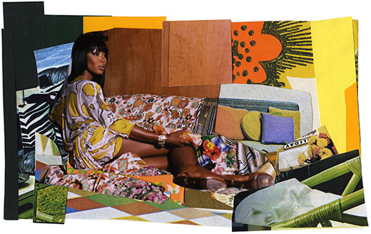 Gallery Hopping with Grace Moon & Patricia Silva: Visiting Mickalene Thomas