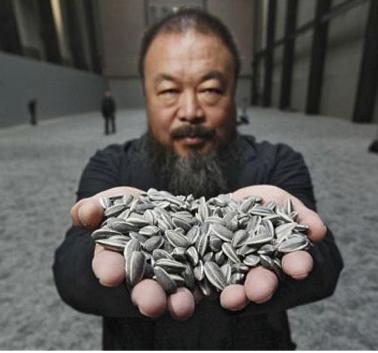 Gallery Hopping: Shrin Nashat & Ai Weiwei