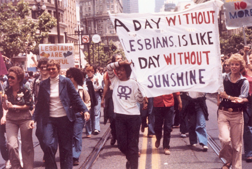 Editor's Letter, Gay Liberation