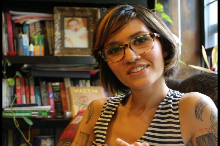 Interview with Wazina Zondon