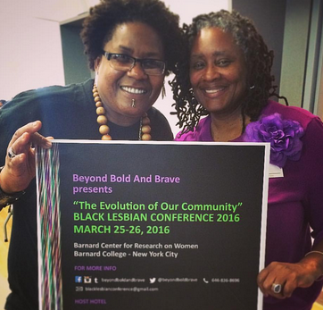 The Black Lesbian Conference 2016 Coming to Barnard
