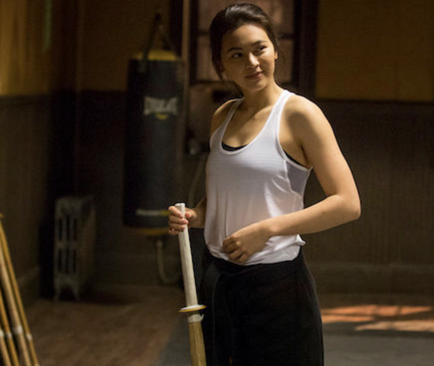 Colleen Wing Gives Voice to Your Inner Feminist in Marvel's Comic