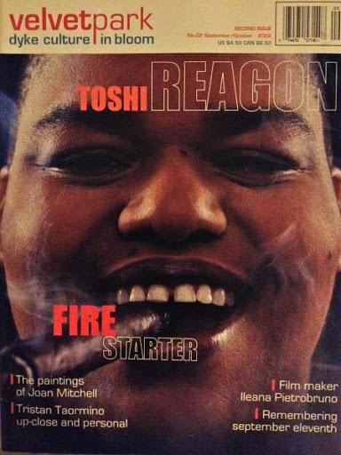 """Vp Issue 2: """"Toshi Reagon: Firestarter"""""""